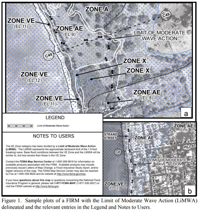 Coastal A Zone