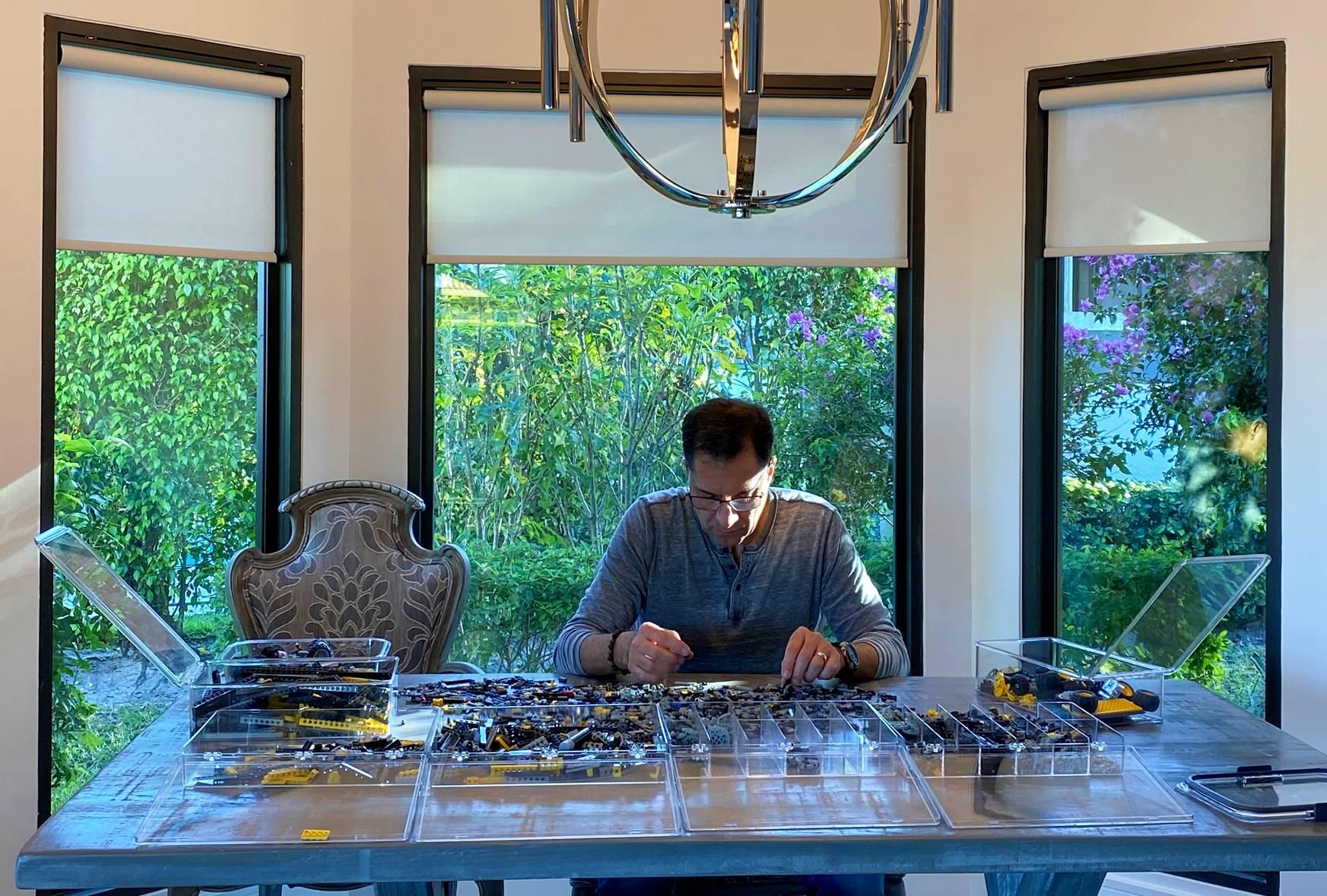 Sorting Legos